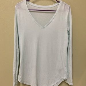Old Navy NWT LS relaxed tee SZ Small